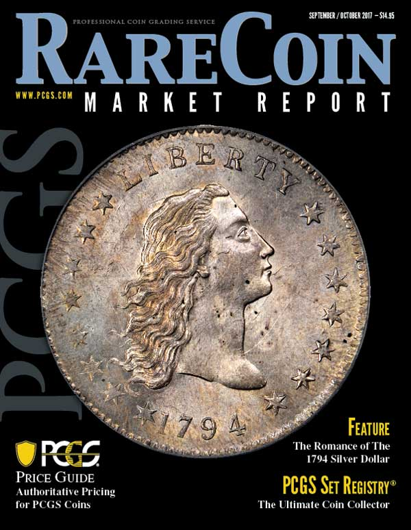 The Rare Coin Market Report returns, and World's Fair of Money visitors can obtain a free copy of the re-vamped magazine at booth 114.