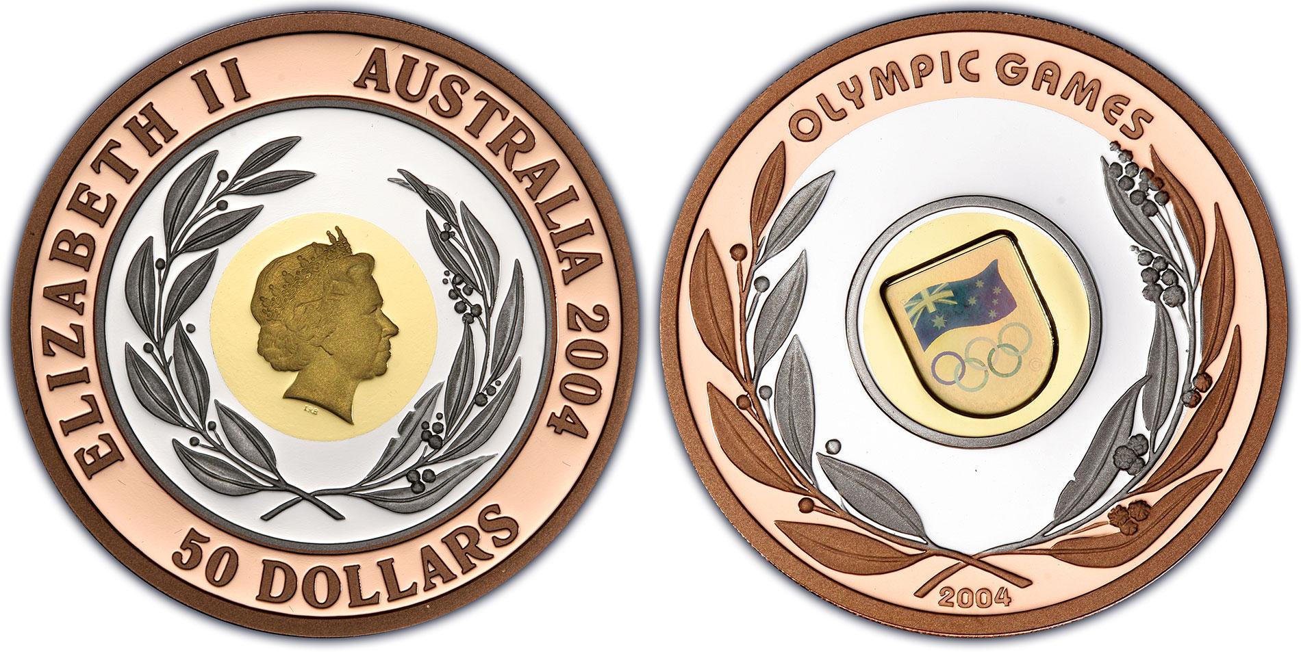 2 euro coin 2004 athens