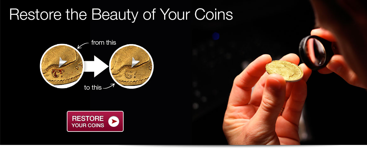 Restore Your Coins