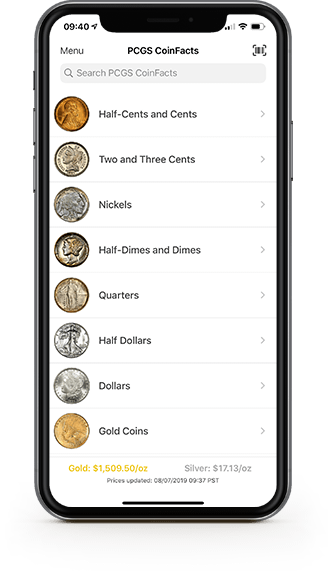 Coinfacts Mobile App