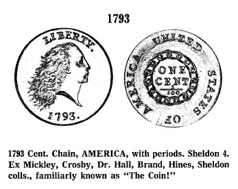 1793 Cent