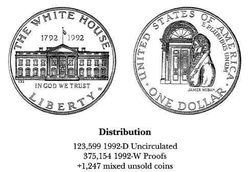 1992 White House Bicentennial