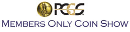 PCGS Members Only Coin Show