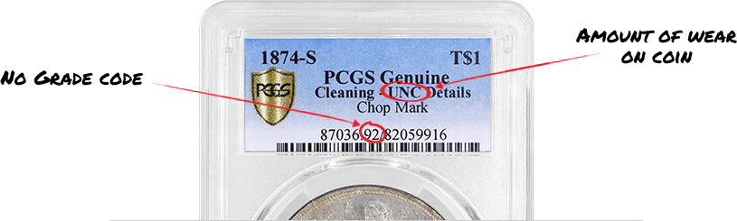 Details Grade Holder Example