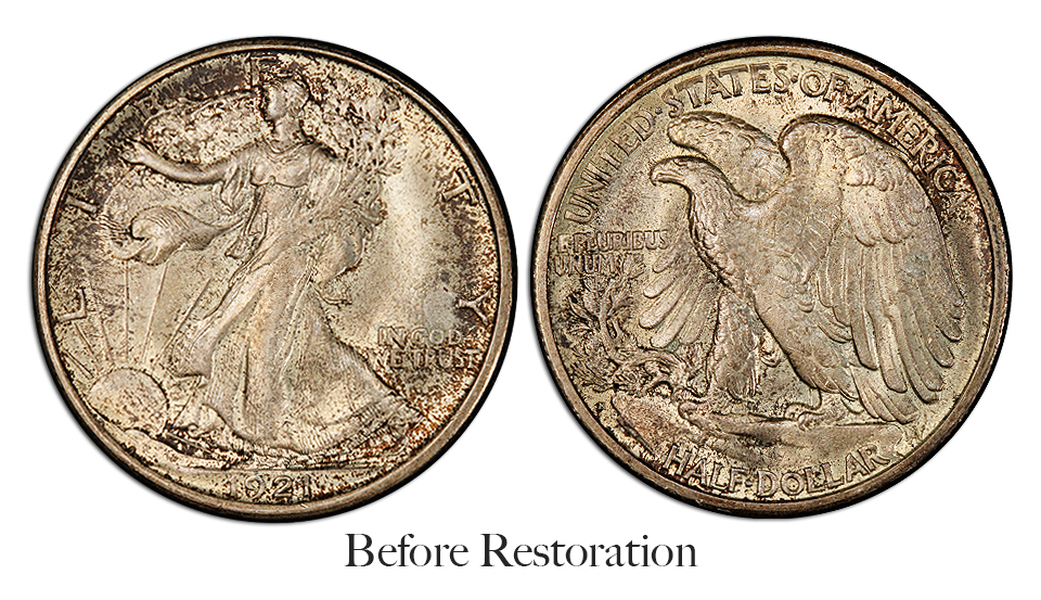 coin before