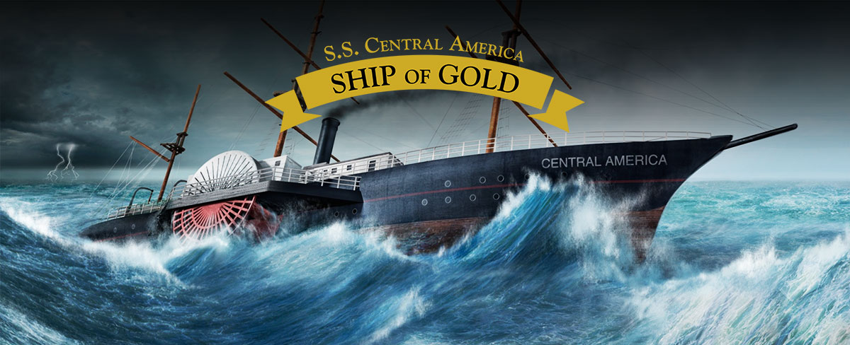 S.S. Central America Ship of Gold