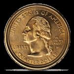 2000 Sacagawea/Quarter Dollar Mule