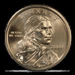 2000-P 'Cheerios' Sacagawea Dollar
