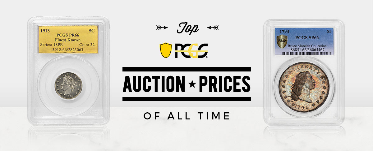 Top Auction Prices of All Time