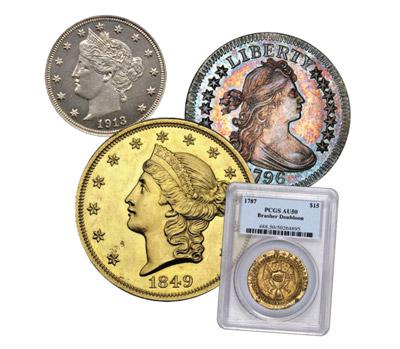 Million Dollar Coins