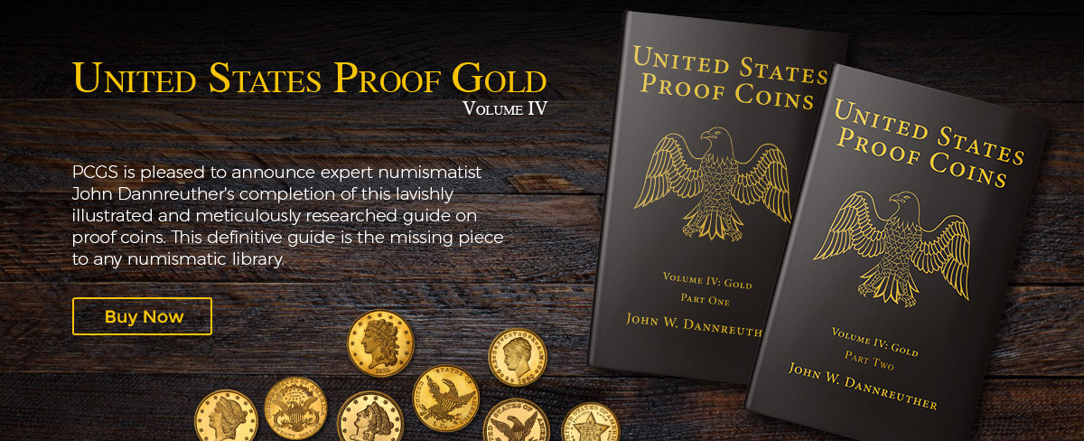 United States Proof Gold Volume IV