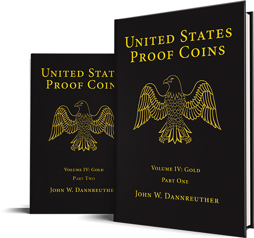 United States Proof Gold Volume IV Part One and Part Two