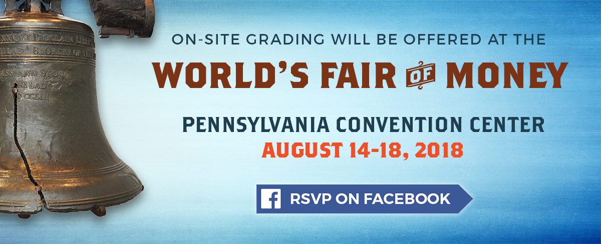 RSVP for the Worlds Fair of Money, August 14-18, 2018