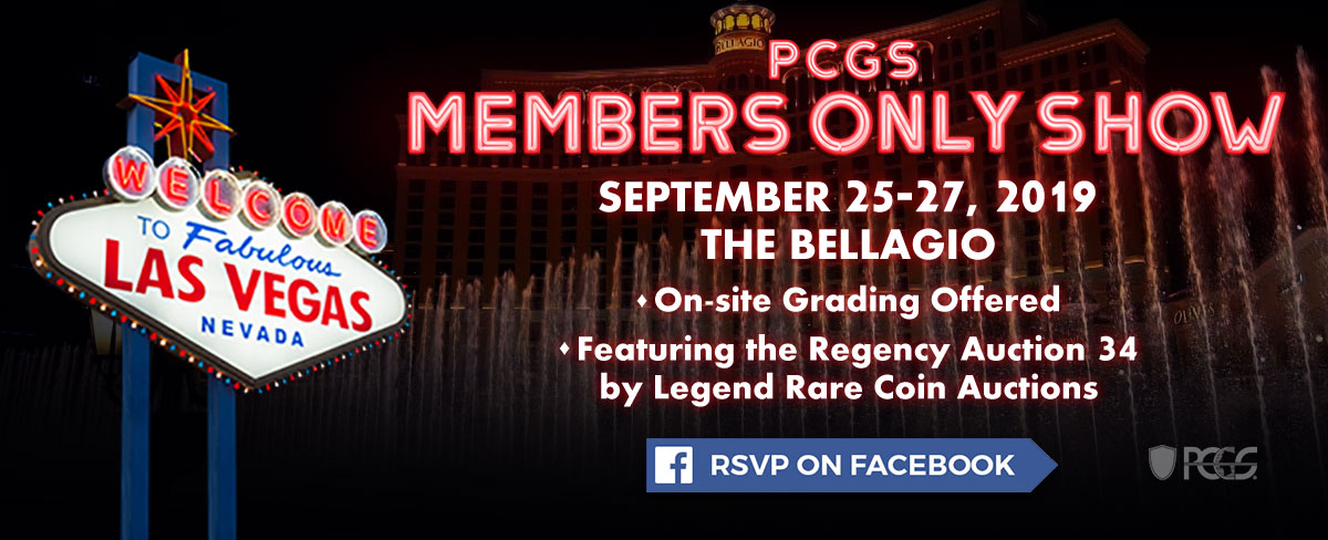 RSVP for PCGS Members Only on Facebook