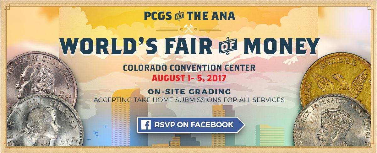 RSVP for World's Fair of Money on Facebook