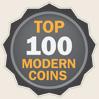 Top 100 Modern Coins Remixed