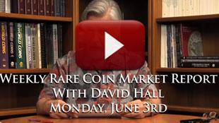 David Hall Rare Coin Market Report